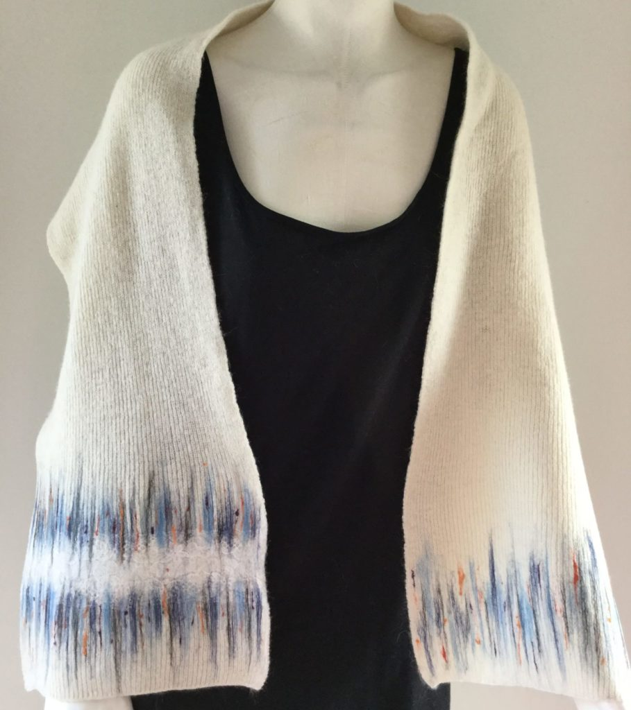 Online shop fashion textiles handmade scarf