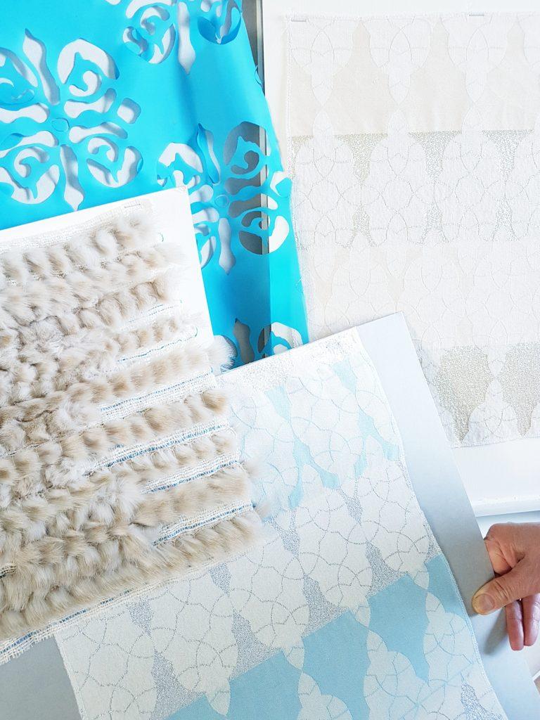 home textile collection Halle Design