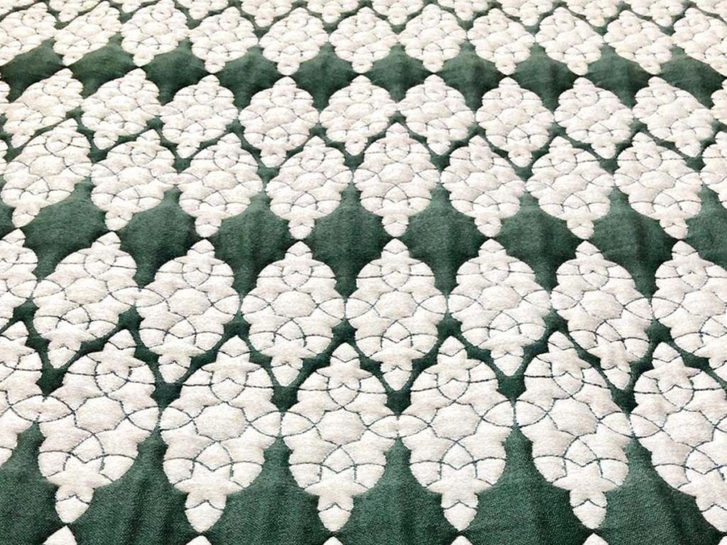 home-textile-designs-wallart white green