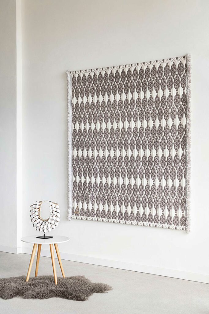 home textile wall hanging sand