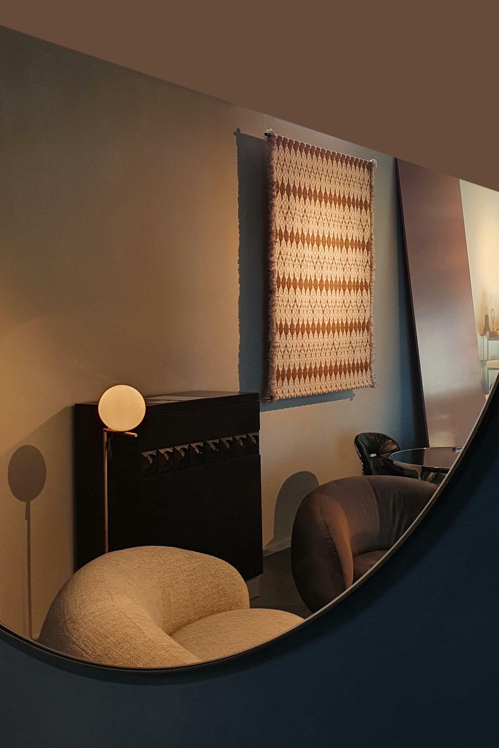 home textile wall art brown